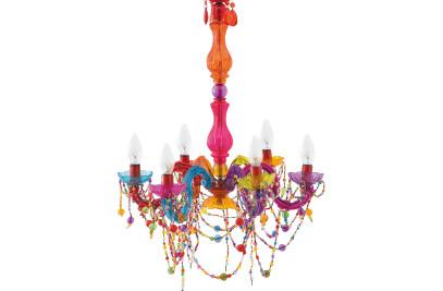 Lamp Chandelier Gypsy