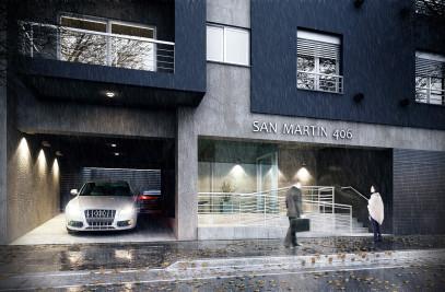 San Martin 406 Apartments