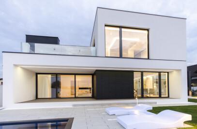 C house