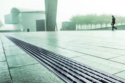 ACO Line drainage