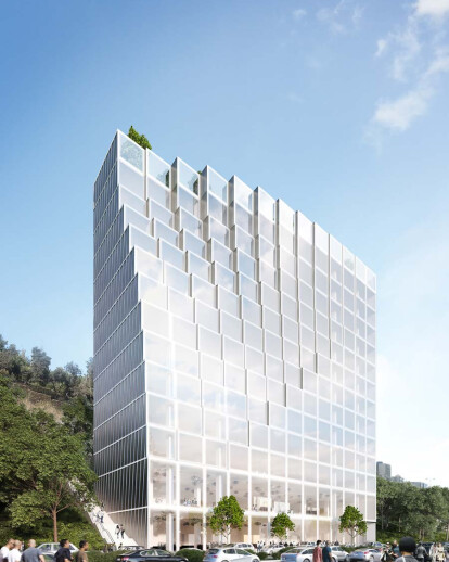 Office building in Beirut