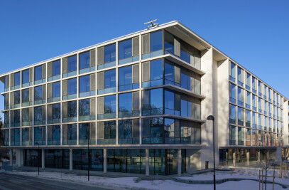 Physiatric Hospital in Uppsala