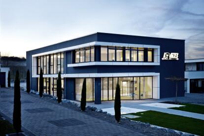 ISDB office building