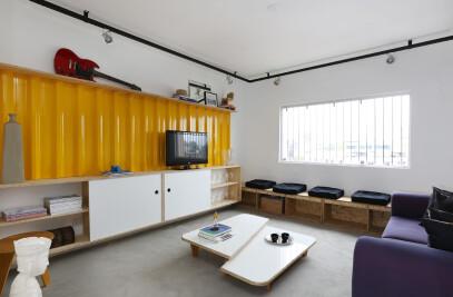 Studio dLux - Residential Apartment in Sao Paulo