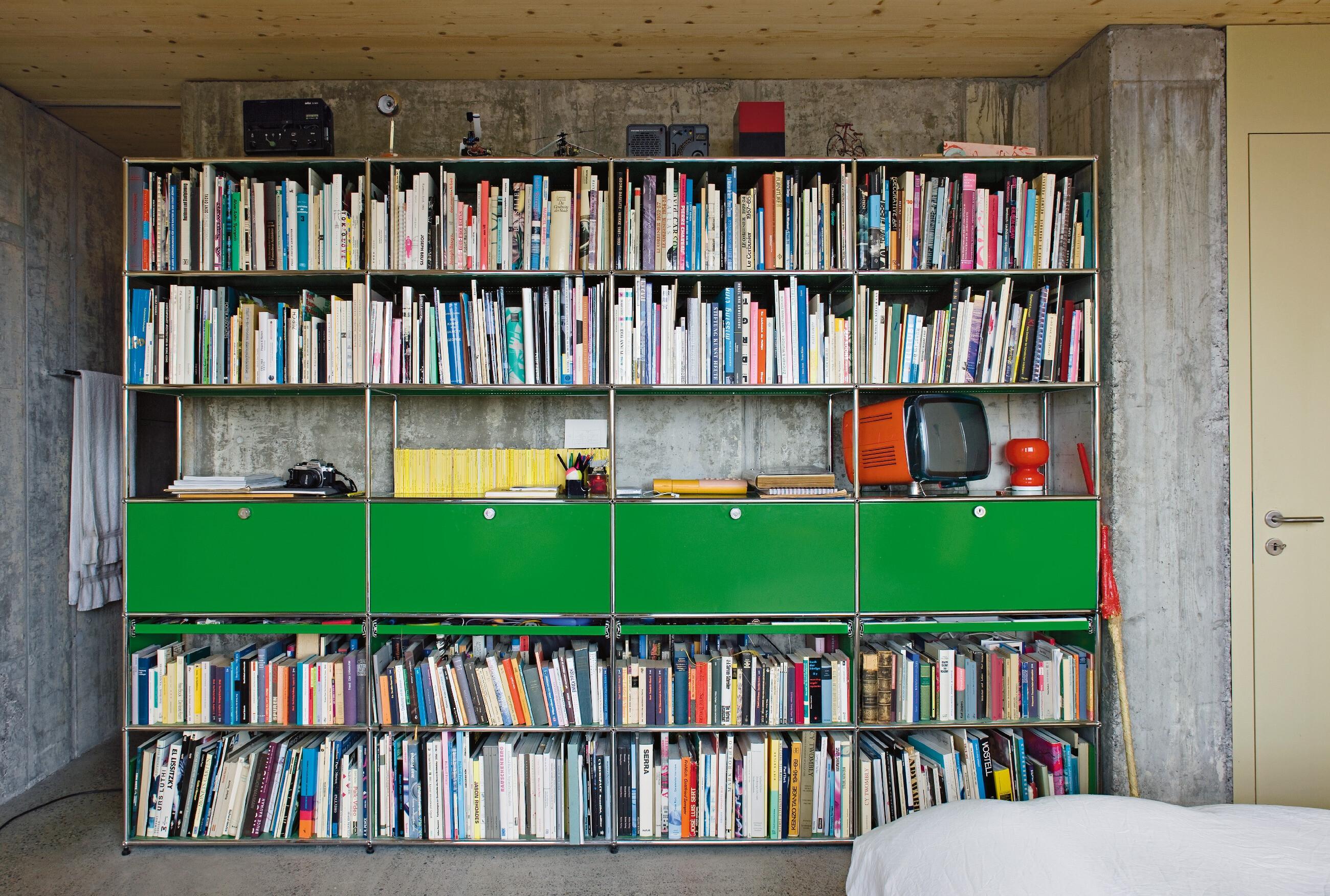 USM Haller Bookshelves