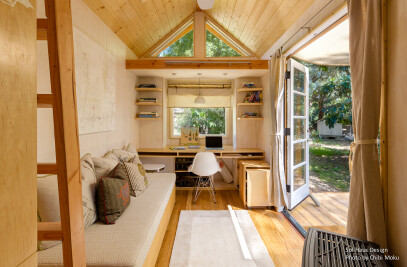 Sol Haus Design | Vina's Tiny House