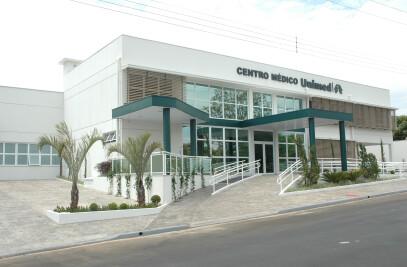 Medical Center in Batatais