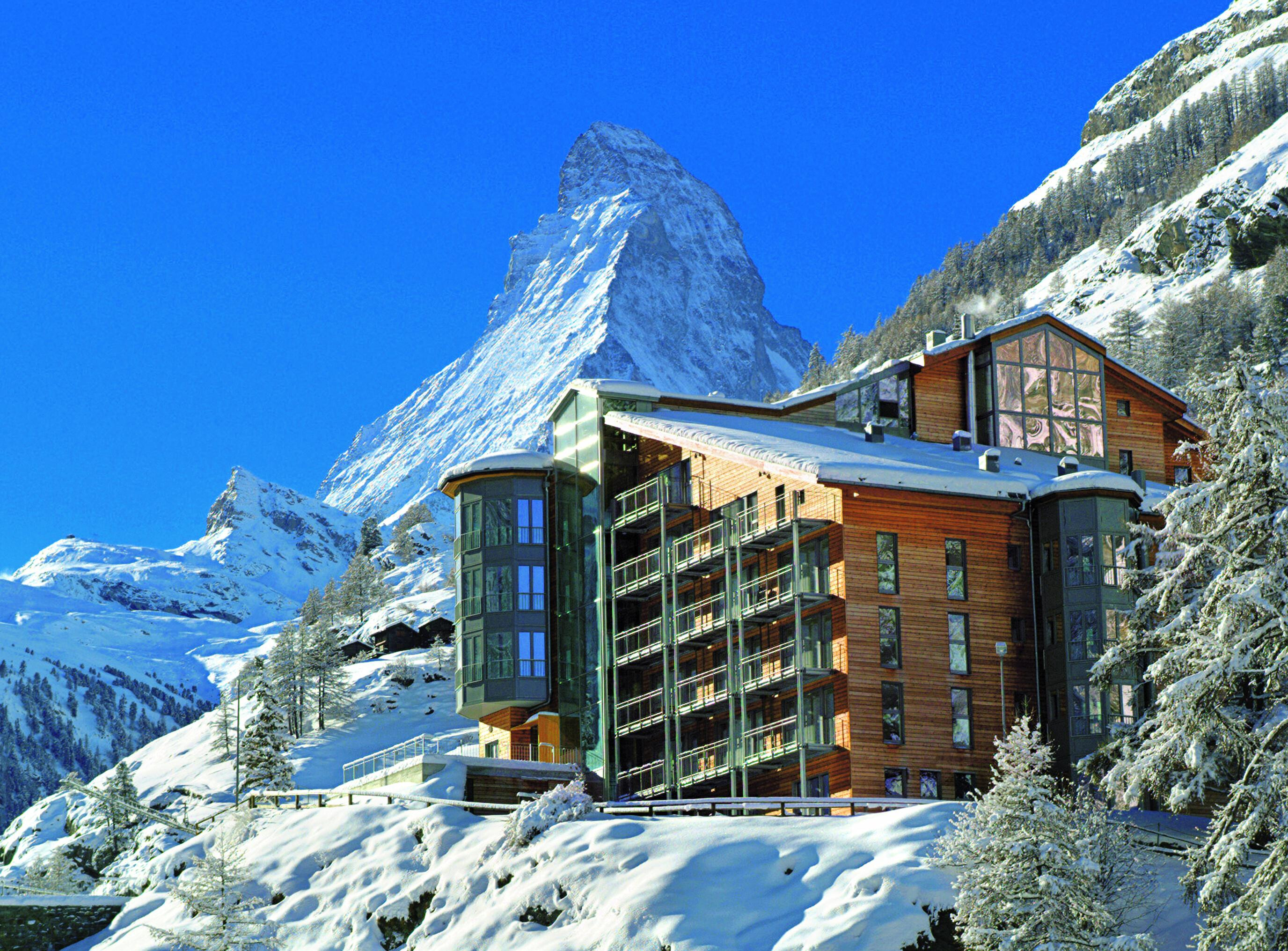 The Omnia (Zermatt, Switzerland)