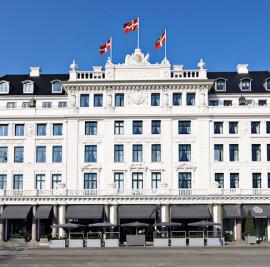 5* Hotel d'Angleterre
