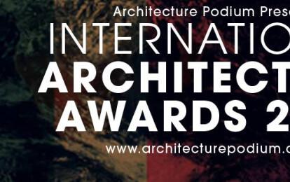 International Architecture Awards 2015