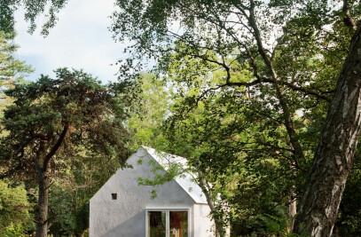 Hamra Small Swedish House