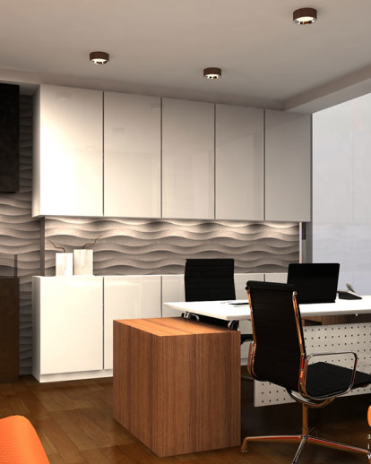 Office Interiors Designs Cad Resolution Architectural Visualization Company Archello