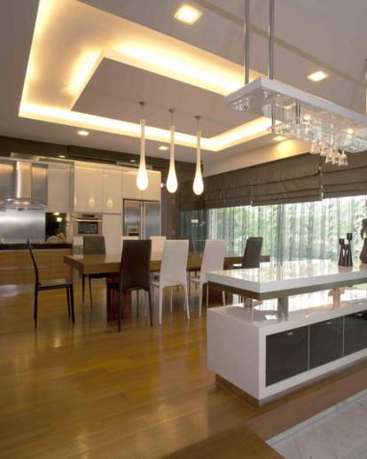 Tropical Modern House Jimbaran Asri Julio Architect Partners