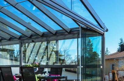glass terrace Lumon 7