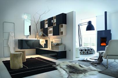 SUEDE – Design bathroom