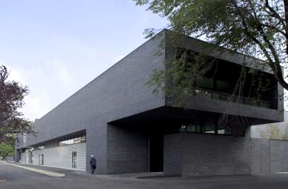 The new swimming center of Brescia