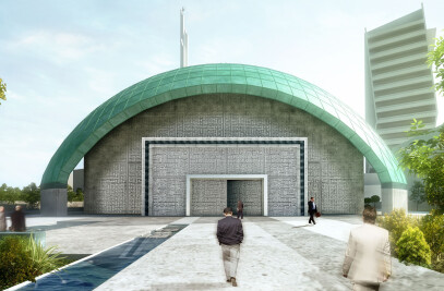 BasinExpress Mosque