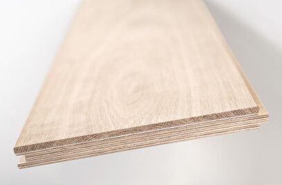 Engineered Dennebos floor boards
