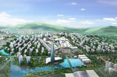 Masterplan Bengbu China