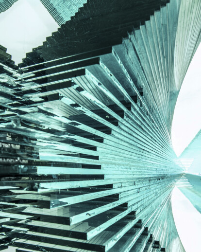 Tectonics of Transparency (The Wall)