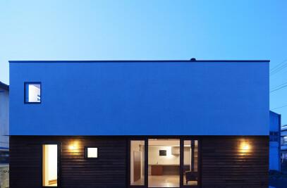 house HIGASHI-KUBANCHO
