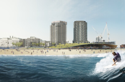 Docklands Surf Park