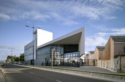New Court Building in Almendralejo