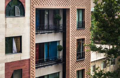 Haghighi Residential Building