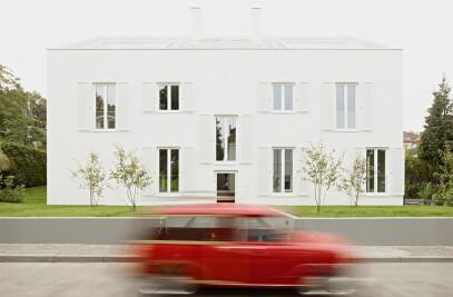 Residential Building at Heiligenstock