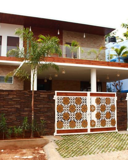 Villa with Indoor Pool