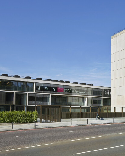 JW3 - A New Community Centre and Arts Venue For London
