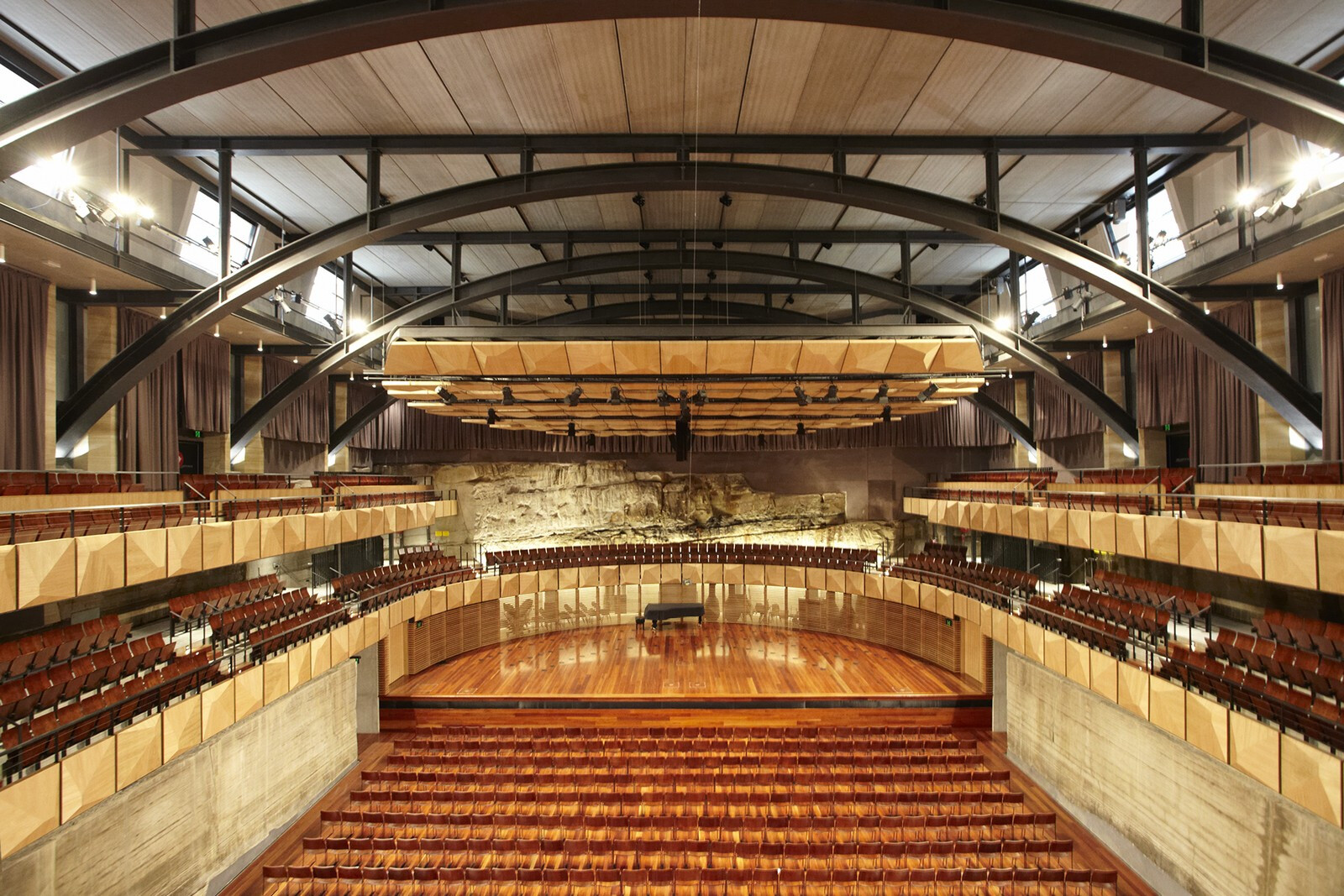 Sydney Grammar School Assembly Hall