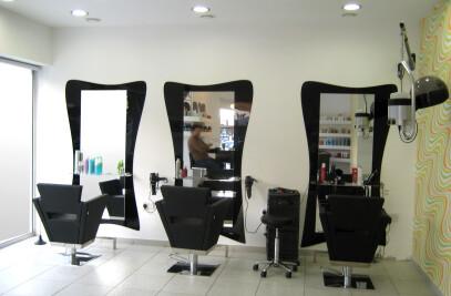 Silca Hair Salon | Limassol | 2007