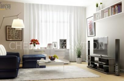 3D Interior Modeling