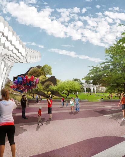 Hance Park Master Plan