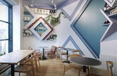 Restaurant, le Jeanne B