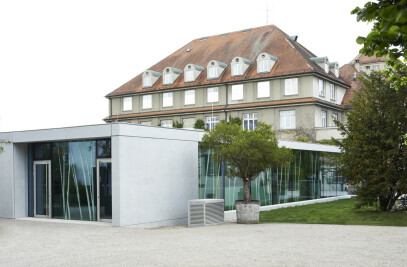 Botanical Garden in Munich - The New Entrance Building