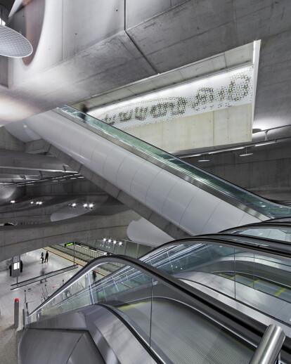 Budapest Metro M4 – Kálvin tér Station