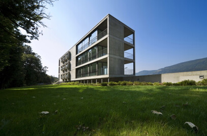 Residential Building in Cureglia