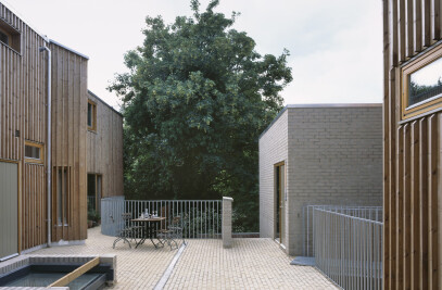1–6 Copper Lane N16 9NS - London's first co-housing project