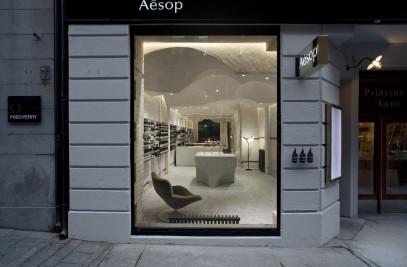 Aesop's store no. 100