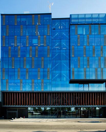 SUMMA Head Office Building