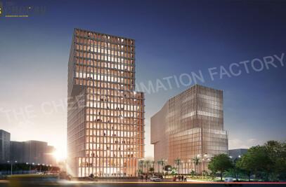 3D Architectural Rendering India, UK, USA, UAE, Dubai.