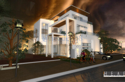 Modernizm G. House