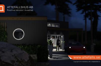 Attefallshus - a new Swedish building code