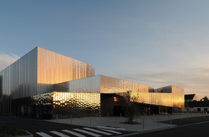 Multicultural centre in Isbergues
