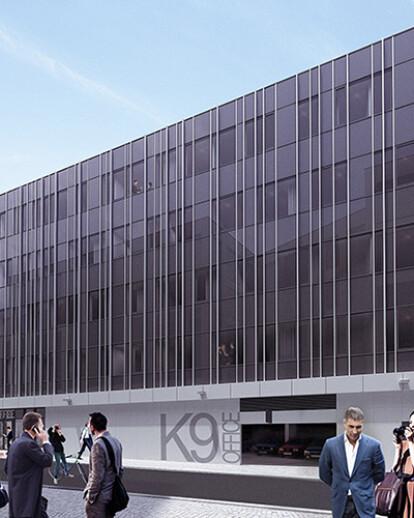 k9 office centre