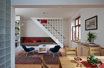 Maisonette flat in Brno