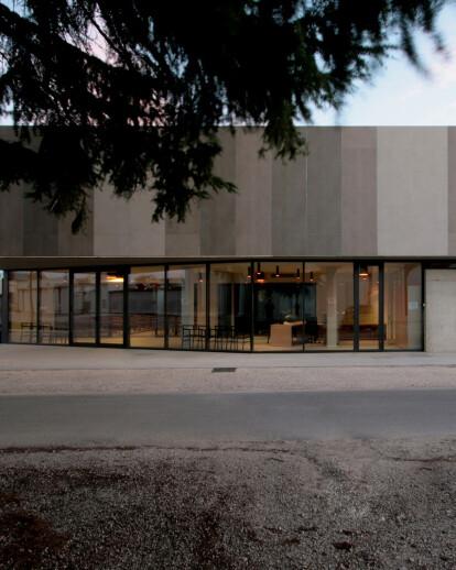 New Crematorium in Copparo