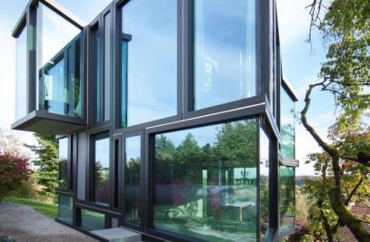 New development residential house